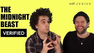 "The Midnight Beast ""Send Nudes"" Official Lyrics & Meaning 