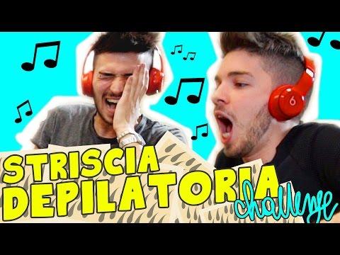 STRISCIA DEPILATORIA CHALLENGE - Karaoke Edition - Matt & Bise