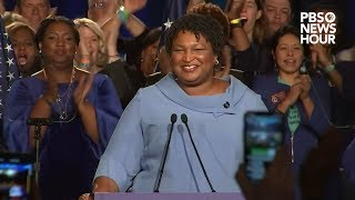 WATCH: Stacey Abrams says she will not concede until all votes are counted