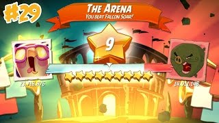 ANGRY BIRDS 2 THE ARENA – 7 LEVELS Gameplay Walkthrough Part 29