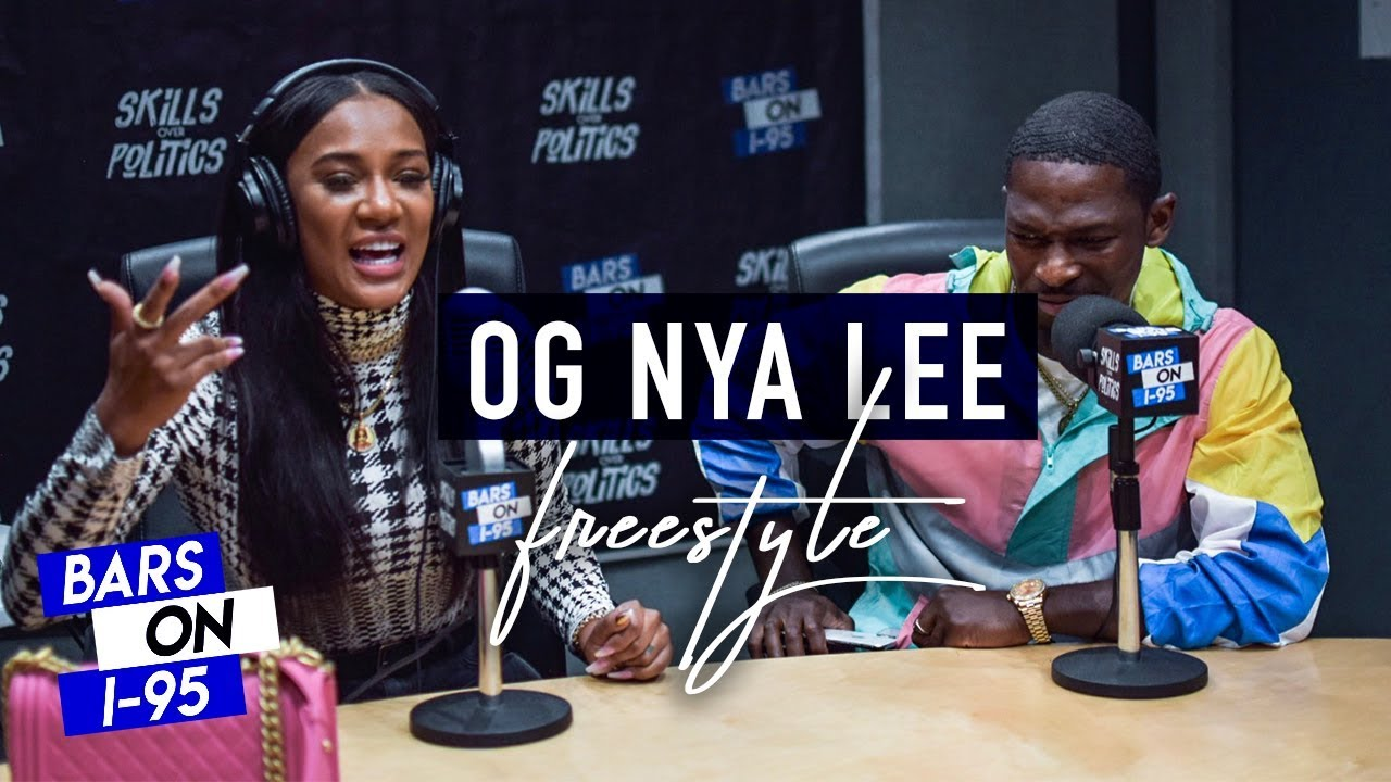 OG Nya Lee Bars a On I-95 Freestyle