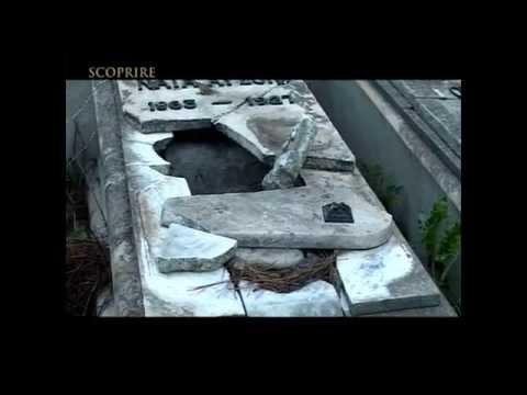 SCOPRIRE il Cimitero monumentale di Bonaria. Puntata 7.