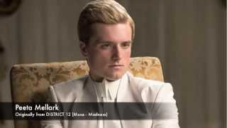 The Hunger Games: Mockingjay Part 1 - Character Theme Songs