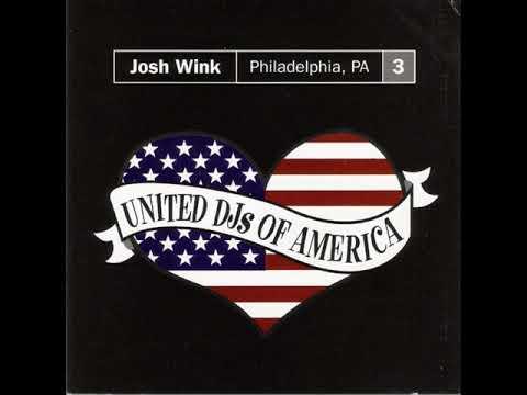 Josh Wink – United DJs Of America, Vol. 3: Philadelphia, PA - 1995 Mp3