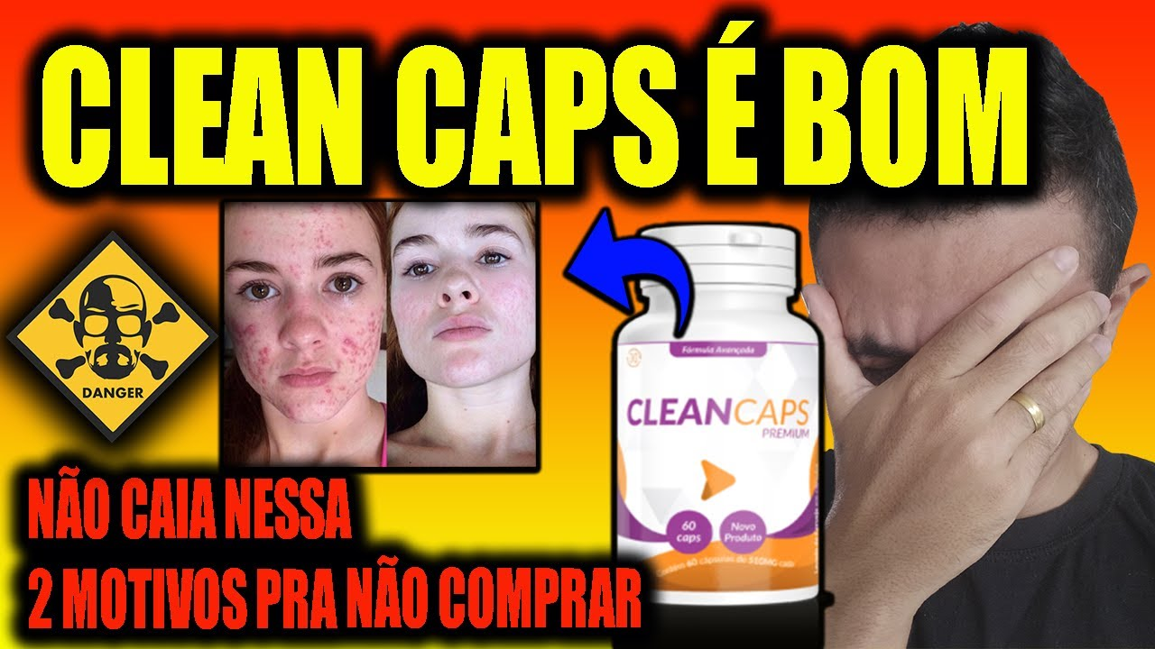 beneficios do clean caps