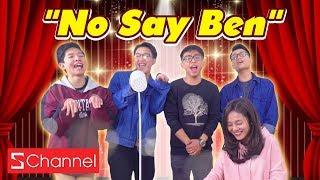 """Nhạc chế """"No Say Ben"""" cực nhắng của Tân 1 Cú   Đệm đàn Organ bởi Hải Yến?"""