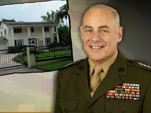 Pentagon perks report: Top military brass living luxuriously