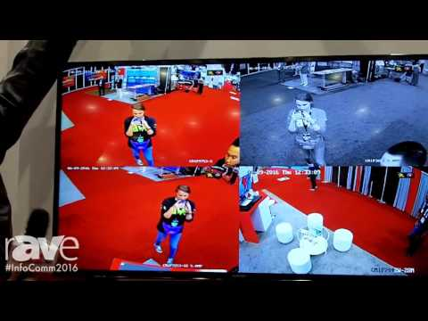 InfoComm 2016: LTS Security Demonstrates 5MP IP Solutions