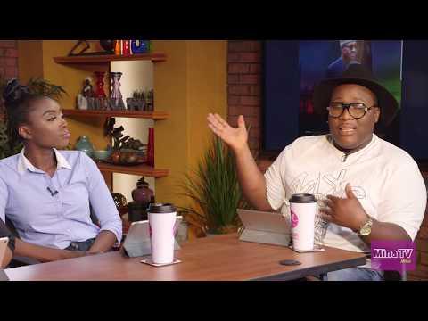 The ABS SHOW  -  Buhari, Bonang Matheba, Dangote