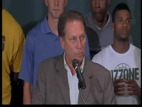 Tom Izzo remarks on turning down Cavs deal