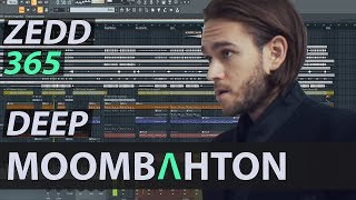 Zedd ft. Katy Perry 365 (Deep Moombahton Remix Lyrics) FL STUDIO