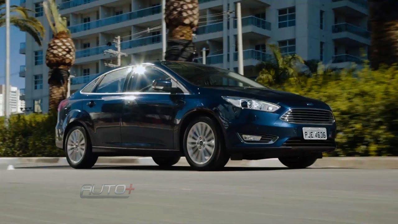 Focus Sedan Ganha Sobrenome Fastback E Fica Mais Esportivo Youtube