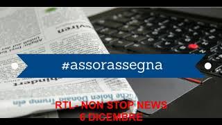 RTL - NO STOP NEWS- 6 DICEMBRE