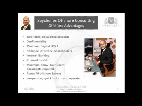Advantage Of Incorporation Seychelles