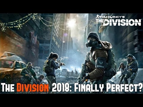 The Division 2018: Why It Might Finally Be Perfect! FORBES Article!