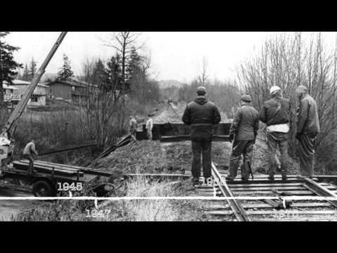 A History of Railroad Trail