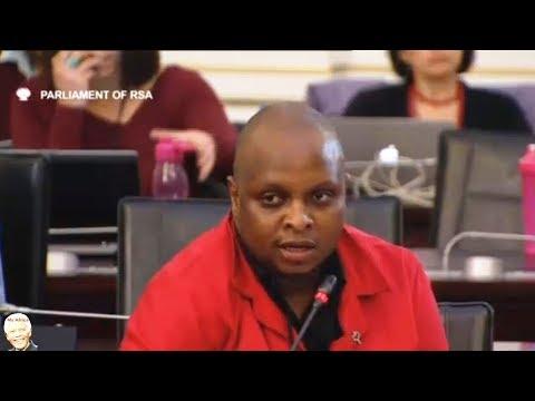 Floyd Shivambu Grills Former ESKOM Chair Zola Tsotsi