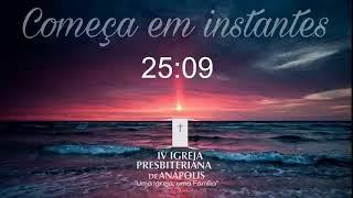 CULTO DE CELEBRAÇÃO E CEIA 06/09/2020