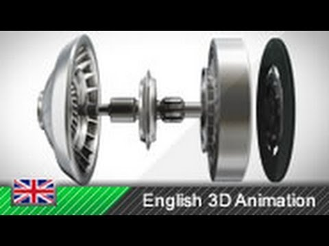 Torque Converter Symptoms >> How Torque Converters Work Animation