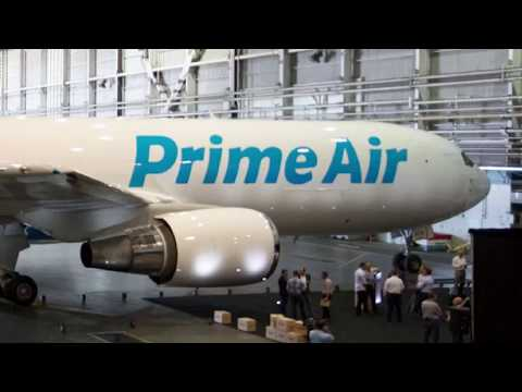 Amazon Shipping Fleet - What is the Impact to Lambert Saint Louis Airport - FLY314
