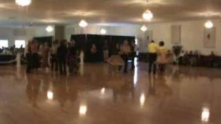 Exhibition Dance #13; Square Dance Pattern Call