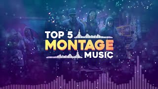 Top 5 Montage Musics ( Non Copyrighted )    Montage Songs Free to Use    By Drager
