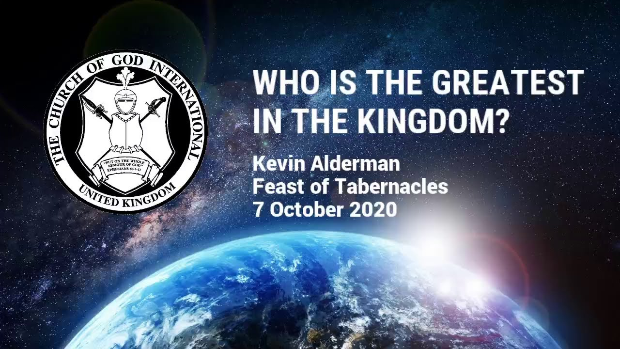 CGI UK - 7 Oct 2020 - FOT 5 - Who Is the Greatest in the Kingdom - Kevin Alderman