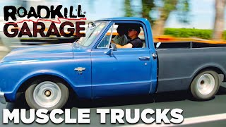 Muscle Trucks Repaired & Supercharged! | Roadkill Garage | MotorTrend