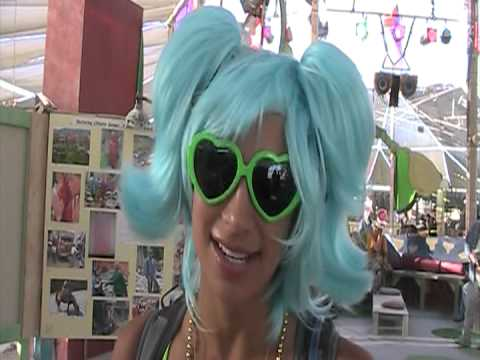 Burning Man 2012-People Interviews, Nevada