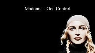 Madonna - God Control | Lyrics