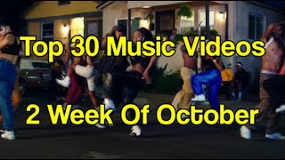 Top Songs Of The Week - October 9 To 13, 2019