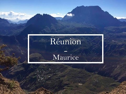 Travel in Reunion and Mauritius