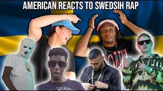 AMERICAN FIRST REACTION TO SWEDISH RAP!! Ft. Einar, 1.CUZ, Adel, Yasin