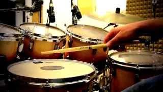 Drum Lesson: Push & Pull Technique/ Lekcja gry na perkusji: Technika Push & Pull (Open/Close)
