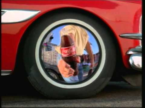 COCA COLA Ads From The 1990's