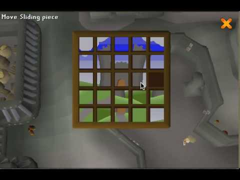 How to Solve A puzzle Box (runescape)