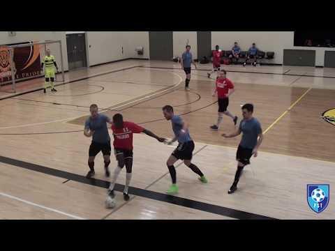 Full Futsal Match HD   Progressive FC vs. SAIT Trojans   Full Futsal Game HD
