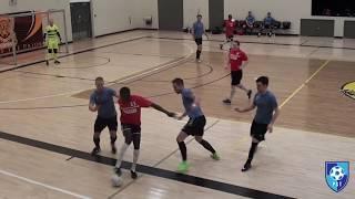 Full Futsal Match HD | Progressive FC vs. SAIT Trojans | Full Futsal Game HD