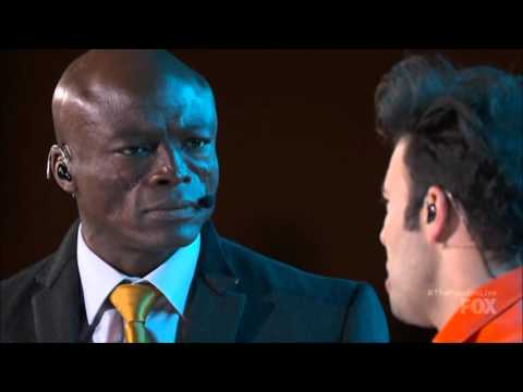 The Passion from Live Fox Production Featuring Seal + Jancarlos Canela