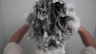 Raffi(ラフィー) シャンプー使用動画