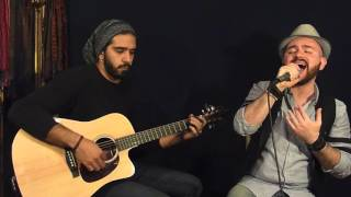 Video Adele - Hello (acoustic cover, male version) WITH LYRICS + DOWNLOAD LINK download MP3, 3GP, MP4, WEBM, AVI, FLV Agustus 2017