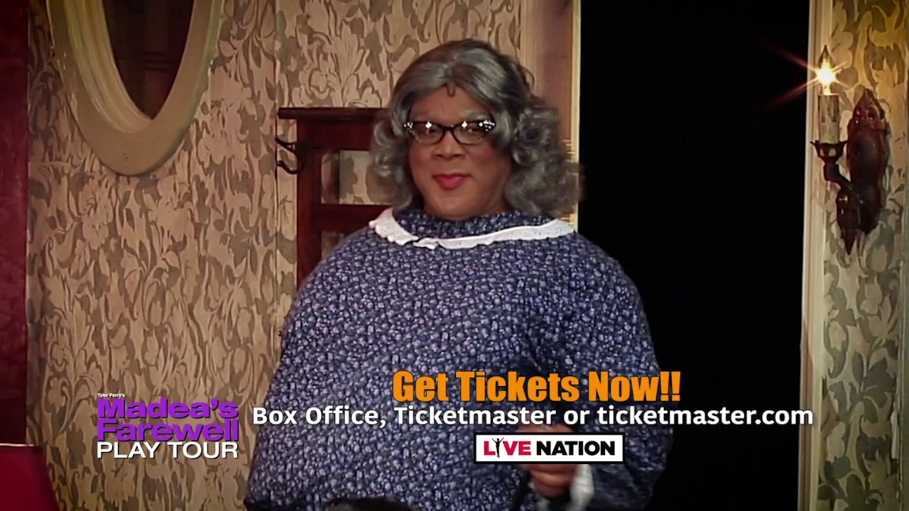 Tyler Perry presents Madea's Farewell Play Tour at The Smart Financial Center (Houston)