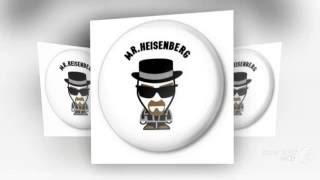 Значок Mr. Heisenberg (Купить в МирМаек.РФ)(, 2016-05-27T06:29:21.000Z)
