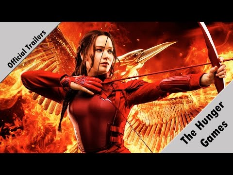 Official Trailers - The Hunger Games Movie Series