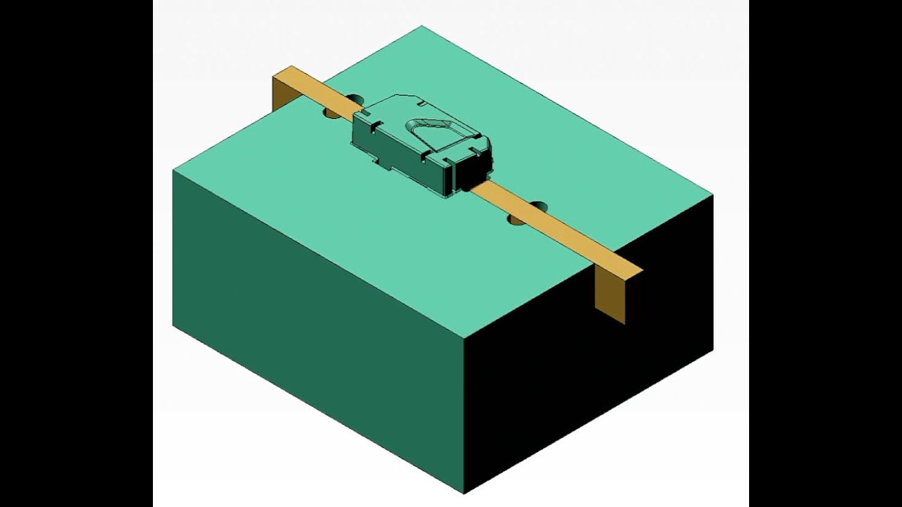 ThinkDesign 金型モデリングースライド