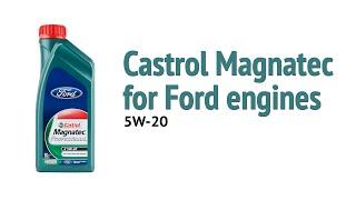 Castrol Magnatec 5W-20 for Ford Холодный тест bmwservice