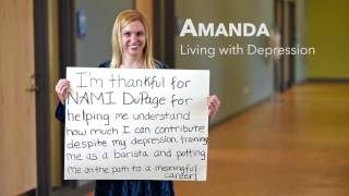 Why are you thankful for NAMI DuPage?: #3: Empowerment and Social Inclusion