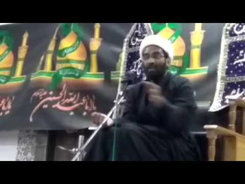 Maulana Kamal Ahmed Khan sahab Majalis 1(Topic-Marefat-e-imam) part 1 of 2