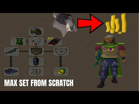 Low Level PKing To Fund The Account (#02)