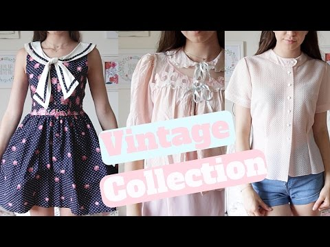 My GIRLY Vintage Clothing Collection